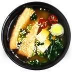 Miso soup Salmon