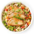 WOK Rice with Chiken