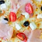 Pizza Crema