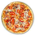 Pizza 4 Meat
