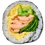 Kimbap Salmon